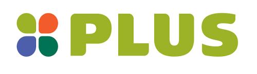 Plus Supermarkt Logo