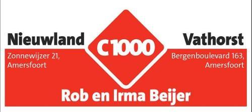 C1000 Amersfoort Zonnewijzer