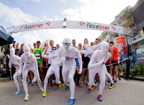 Start halve marathon van Amersfoort