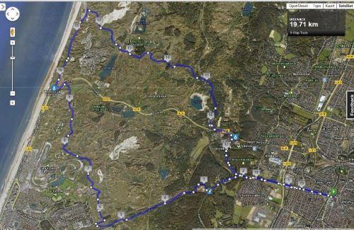 Run For KiKa trainingsloop in Haarlem