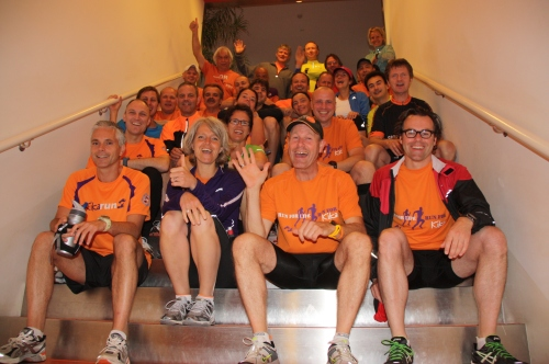 KiKa Duurloop Training Marathon New YorK