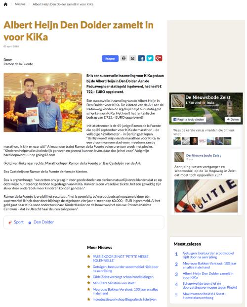 Albert-Heijn-Den-Dolder-Nieuwsbode-Zeist