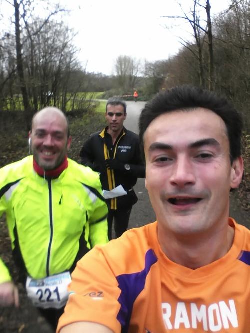 Marathon Spijkenisse - Ramon de la Fuente