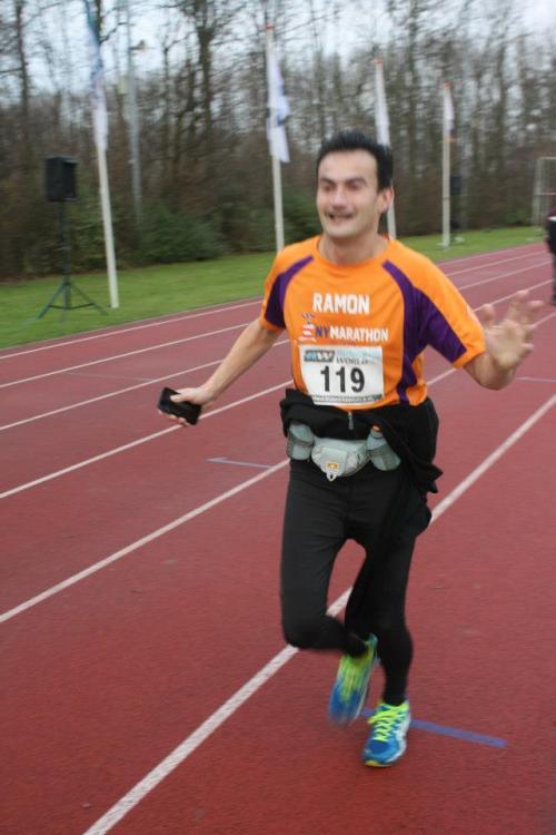 Finish Marathon Spijkenisse
