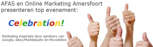 Online Marketing Amersfoort - Celebration!