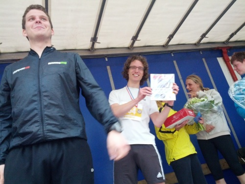 Stefan 2e plaats Putten Power Run