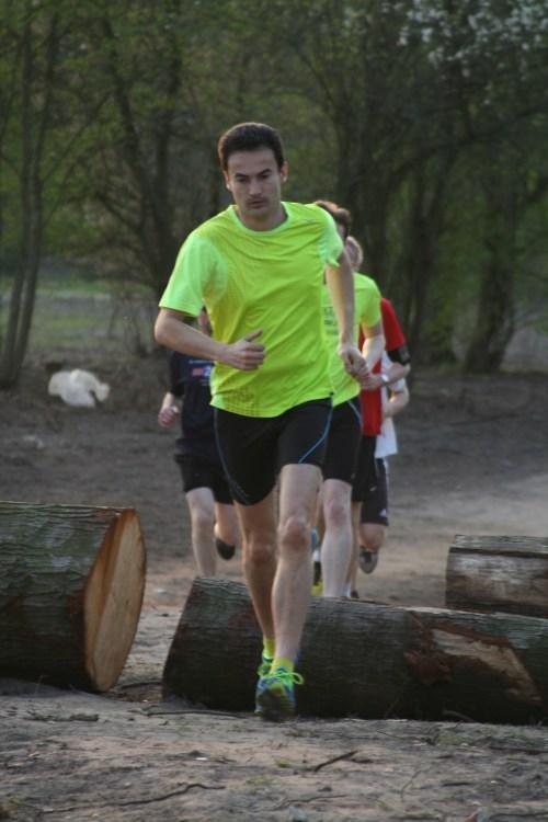 Ramon de la Fuente - Run2DAy Hardloopgroep Amersfoort