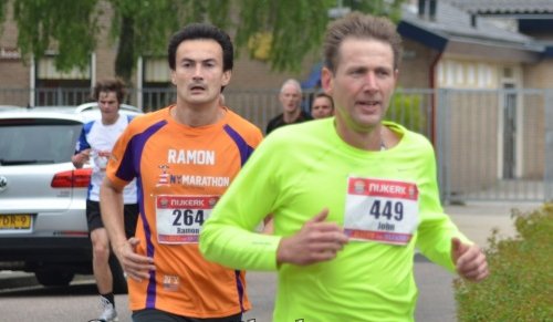 Ramon de la Fuente - halve van Nijkerk