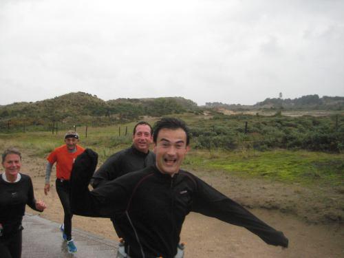 Rennen in de regen - Run For KiKa