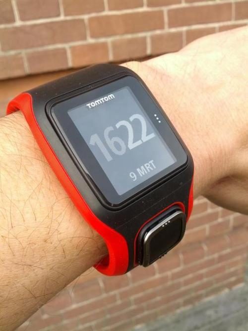 Review TomTom Cardio Runner