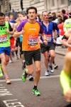 London Marathon KiKa Ramon de la Fuente - Afzien