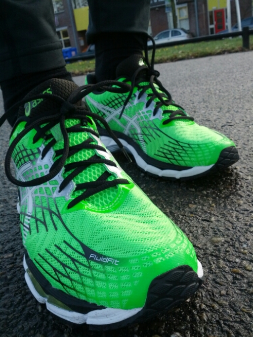 Asics Nimbus 17 review