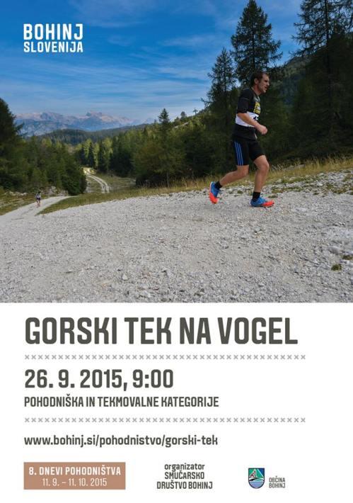 Gorski Tek Na Vogel - poster