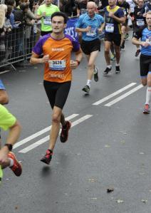 Zevenheuvelenloop: tips voor hardlopen. Ramon de la Fuente