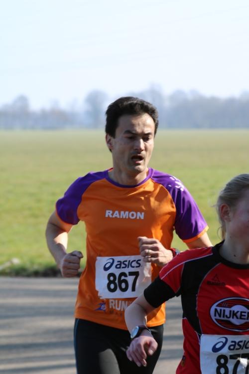 Ramon de la Fuente - Veluwepoortloop Nijkerk
