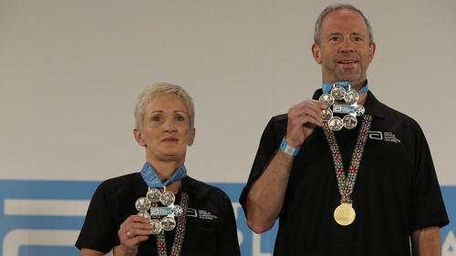 World Major Marathons Medal - Six Star Finisher