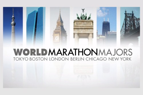 World Marathon Majors - Ramon de la Fuente