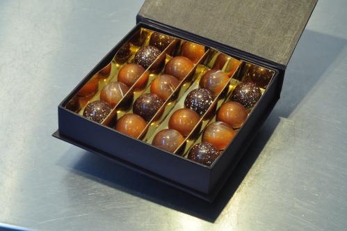 KiKa Chocolade Bonbons Doosje 16-stuks