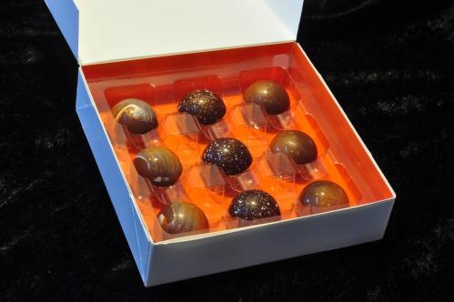 KiKa Chocolade Bonbons Doosje 9-stuks