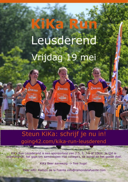 KiKa Run Leusderend