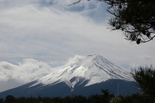 Tokyo highlights - Mount Fuji
