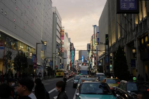 Tokyo highlight - Shinjuku in de avond