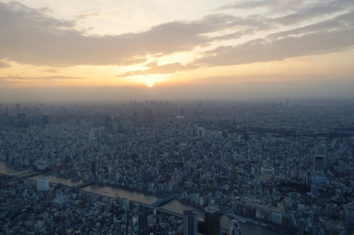 Tokyo highlight Skytree Tower