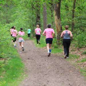 KiKa Run Leusderend Den Treek met Runners