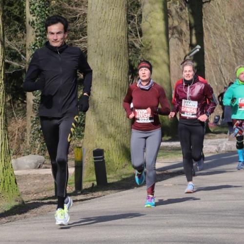 Utrecht Marathon - Ramon de la Fuente - 10km