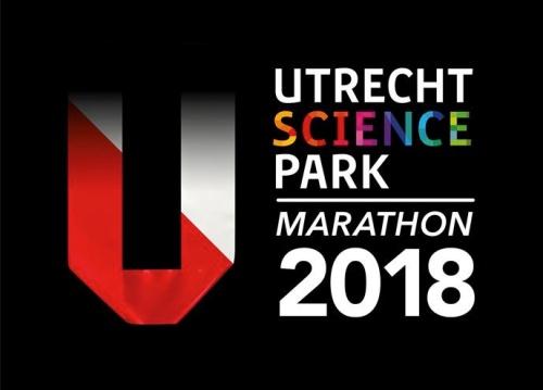 Utrecht Science Park Marathon 2018 logo