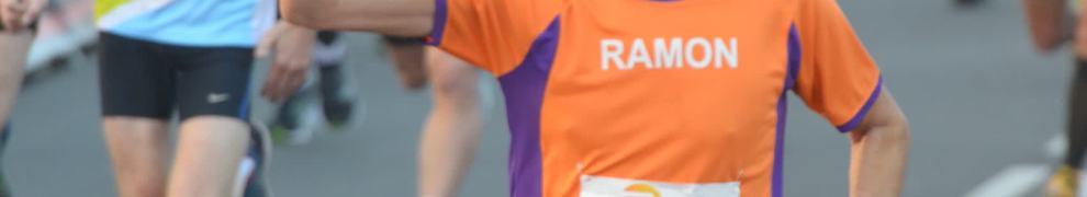Zevenheuvelenloop Finish Ramon de la Fuente