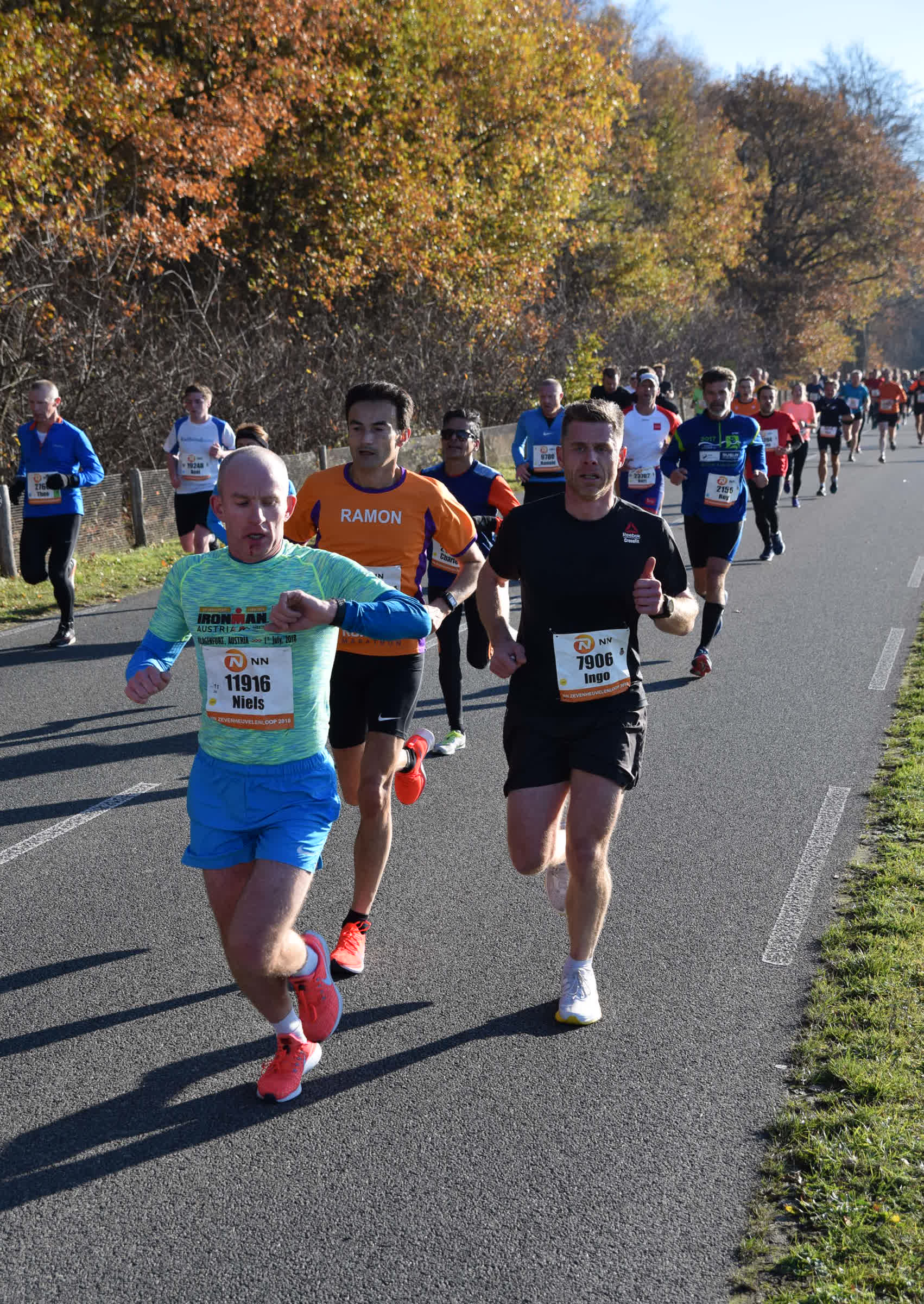 Zevenheuvelenloop raceverslag Ramon de la Fuente