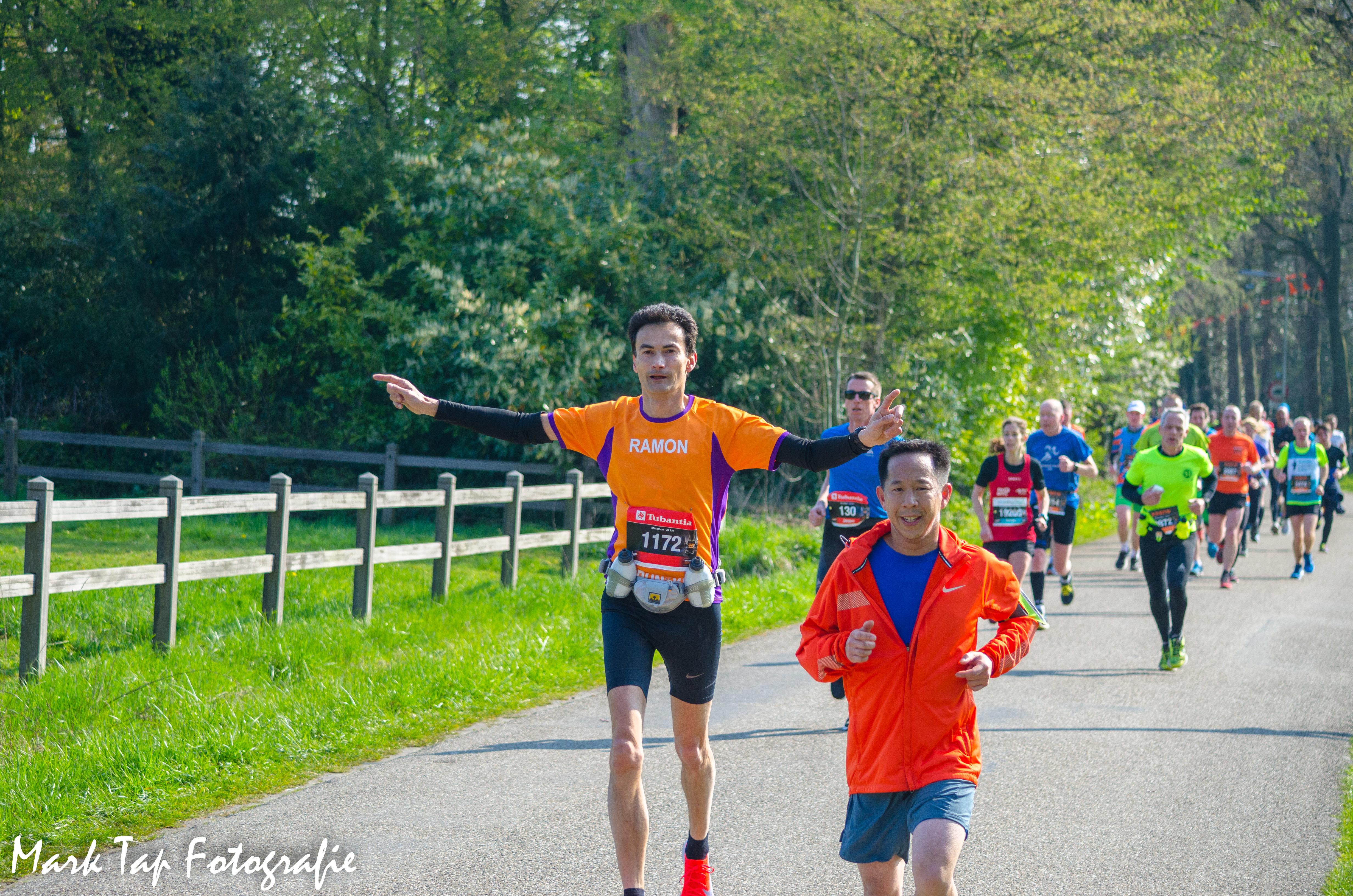 Enschede Marathon - Ramon de la Fuente