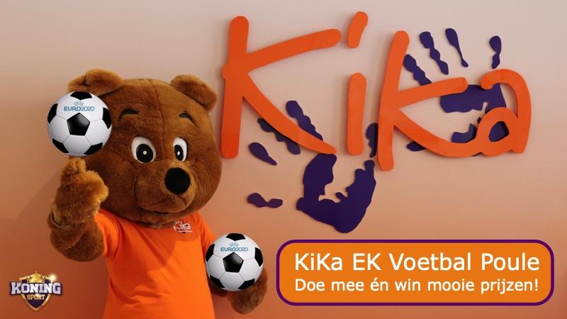 Doe mee met de KiKa EK Voetbalpoule!